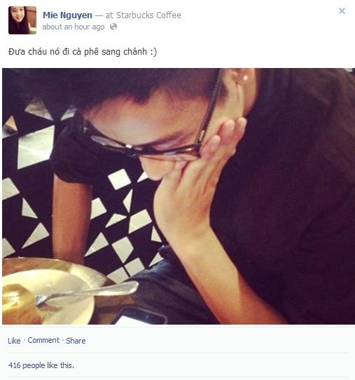 Xôn xao vì thông tin JVevermind đang hẹn hò với hot girl Mie 7