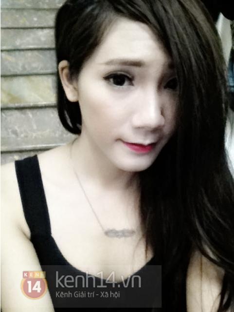 Gặp cô gái chuyển giới 18 tuổi gây sốt trong VN's Next Top Model 2013 4