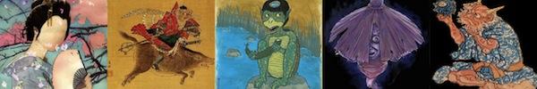 Đi tìm quái vật nhà tắm buổi đêm ở Nhật Bản 11