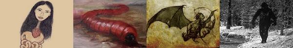 """Những ghi chép về loài rồng """"có thật"""" trong lịch sử 10"""