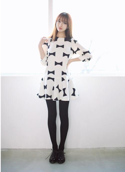 Chọn váy theo xu hướng thời trang thập niên 60s 14