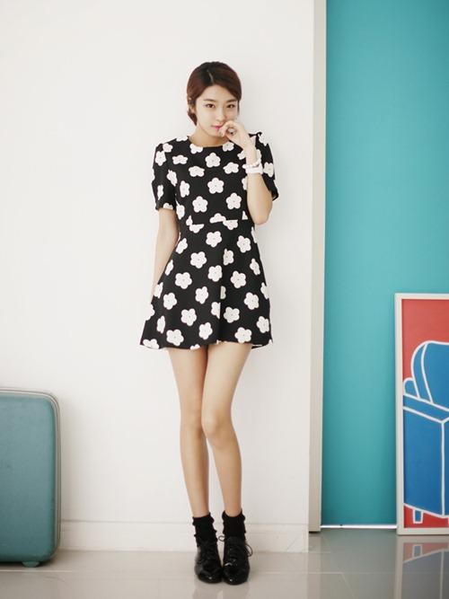 Chọn váy theo xu hướng thời trang thập niên 60s 15