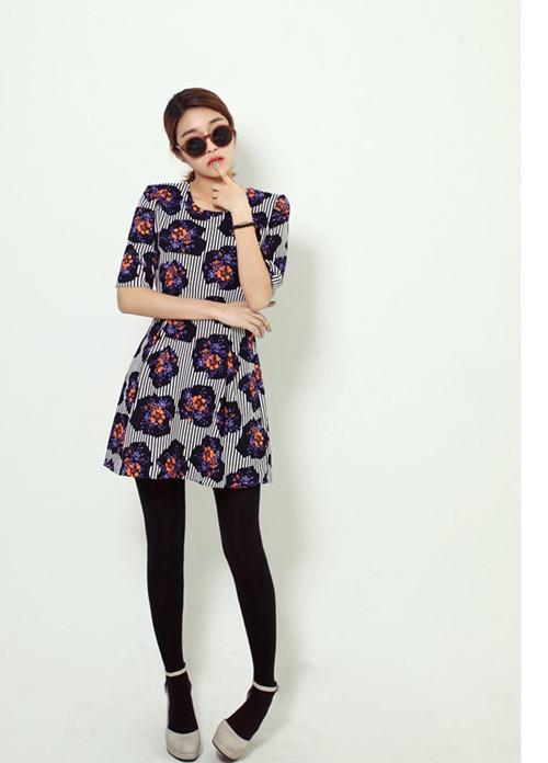 Chọn váy theo xu hướng thời trang thập niên 60s 17
