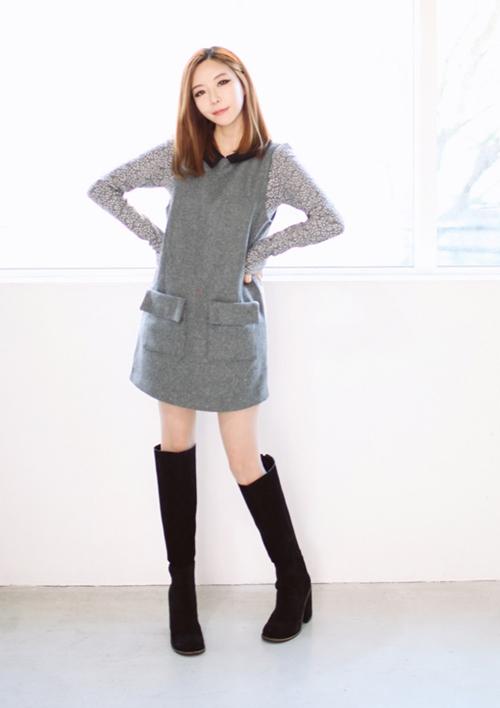 Chọn váy theo xu hướng thời trang thập niên 60s 5