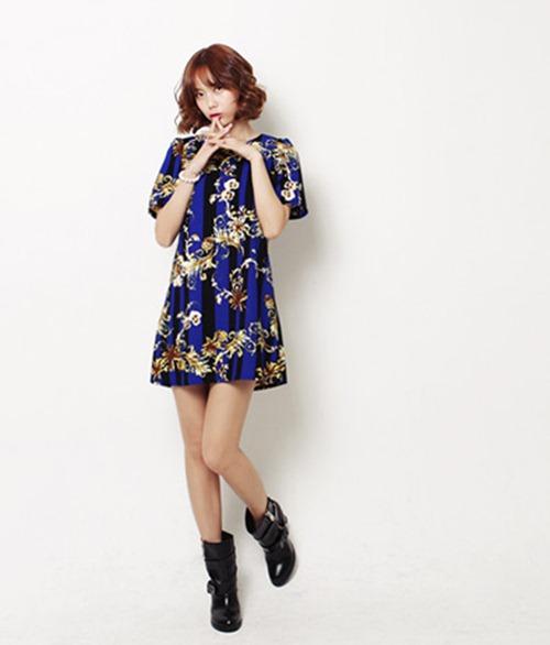 Chọn váy theo xu hướng thời trang thập niên 60s 8