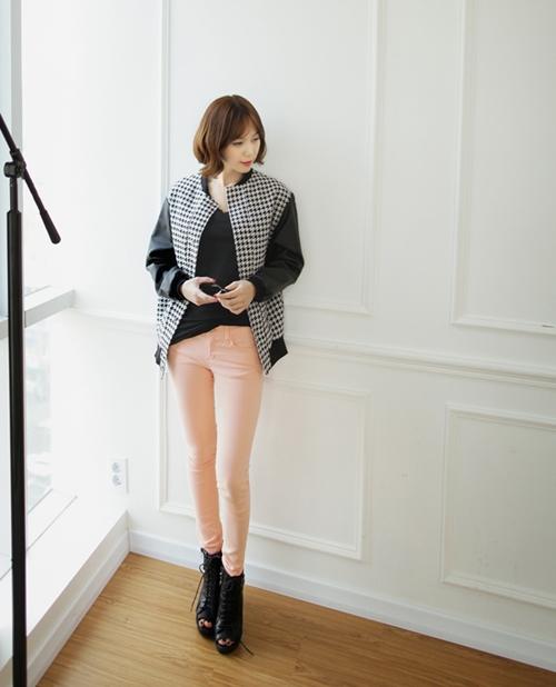 Nắm bắt nhanh xu hướng quần skinny năm 2013 3