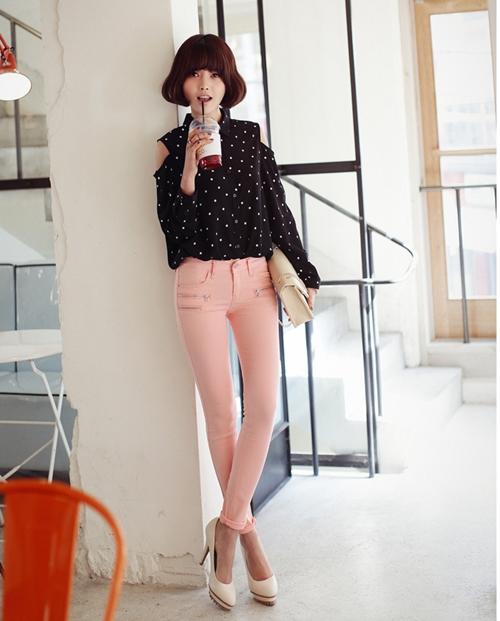 Nắm bắt nhanh xu hướng quần skinny năm 2013 8