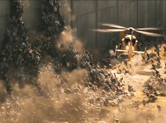 Zombie tấn công trực thăng trong ngày tận thế 2