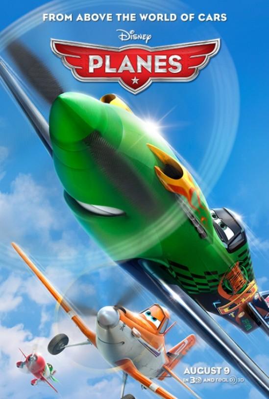 "Siêu đội ""Planes"" sặc sỡ của Pixar 1"