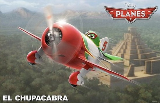 "Siêu đội ""Planes"" sặc sỡ của Pixar 3"