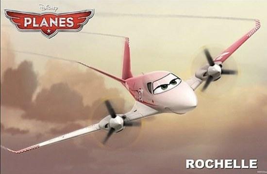 "Siêu đội ""Planes"" sặc sỡ của Pixar 4"