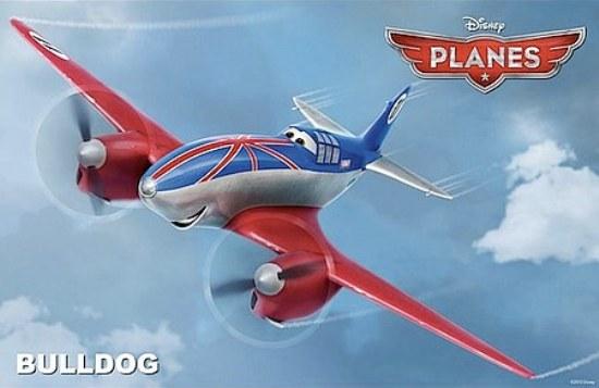 "Siêu đội ""Planes"" sặc sỡ của Pixar 5"