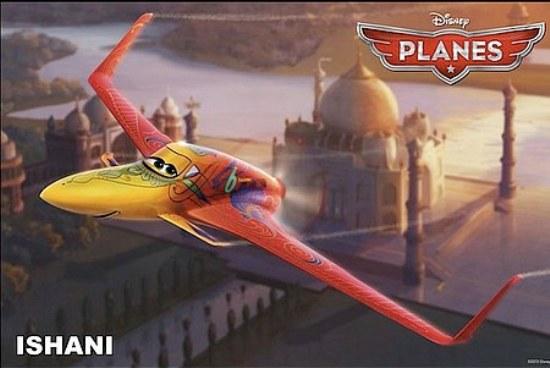 "Siêu đội ""Planes"" sặc sỡ của Pixar 7"