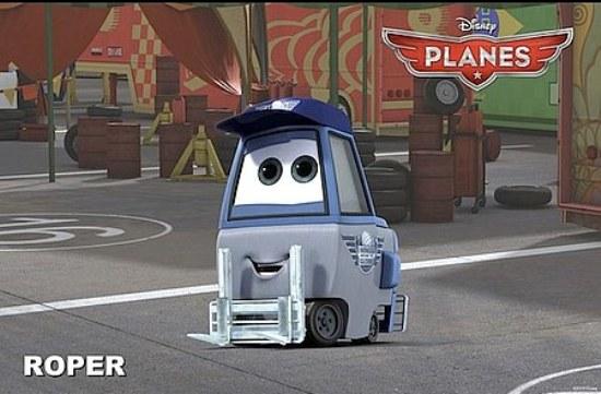 "Siêu đội ""Planes"" sặc sỡ của Pixar 8"