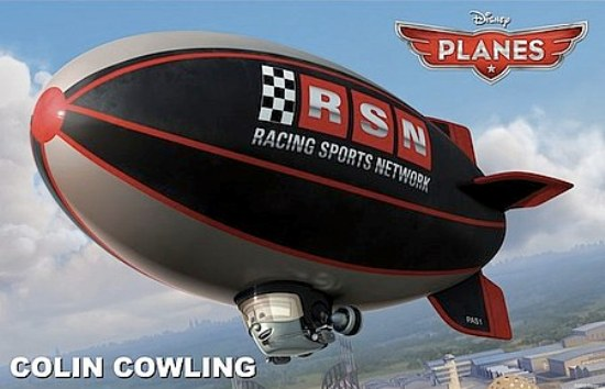 "Siêu đội ""Planes"" sặc sỡ của Pixar 11"