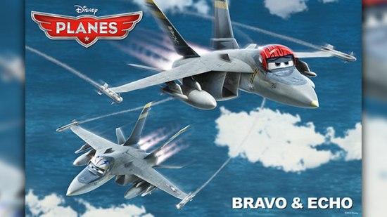 "Siêu đội ""Planes"" sặc sỡ của Pixar 6"