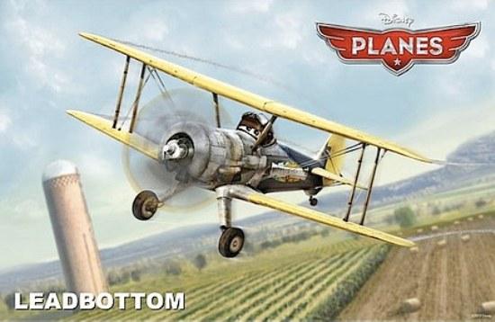 "Siêu đội ""Planes"" sặc sỡ của Pixar 13"