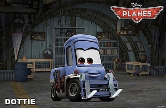 "Siêu đội ""Planes"" sặc sỡ của Pixar 9"