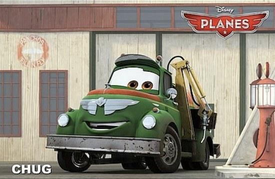 "Siêu đội ""Planes"" sặc sỡ của Pixar 10"