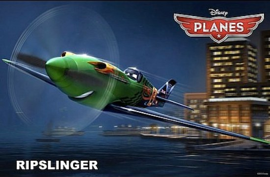"Siêu đội ""Planes"" sặc sỡ của Pixar 14"
