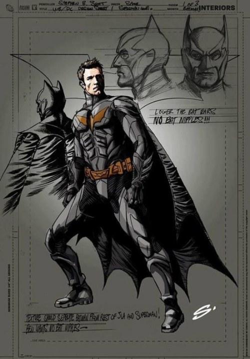 Truy tìm bạn gái cho Batman mới 9