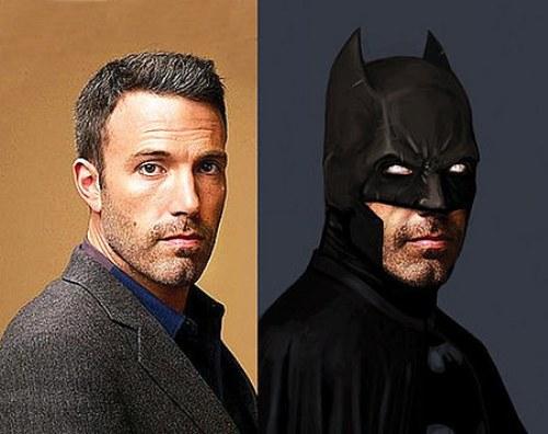 Truy tìm bạn gái cho Batman mới 7