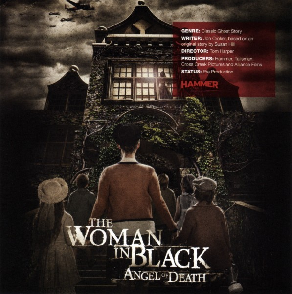 """Người đàn bà áo đen quyết """"ám"""" khán giả dài kỳ 5"""
