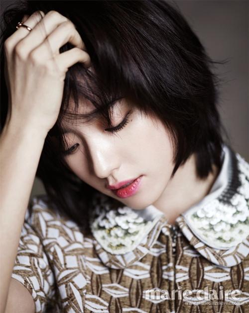 """Yoo Seung Ho liên tục """"hút hồn"""" đàn chị 7"""