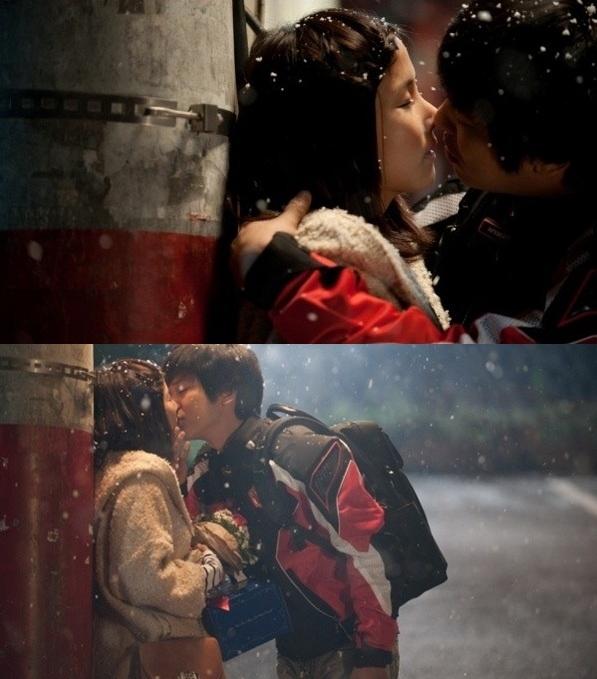 """Những nụ hôn """"xua tan băng giá"""" trên màn ảnh 8"""