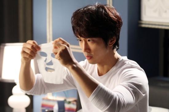 Song Seung Hun lo chăm sóc da để đi hẹn hò 1