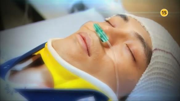 Tae Sang (Seung Hun) bị nghi sát hại anh trai tình địch 3