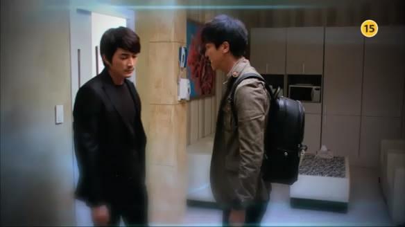 Tae Sang (Seung Hun) bị nghi sát hại anh trai tình địch 5