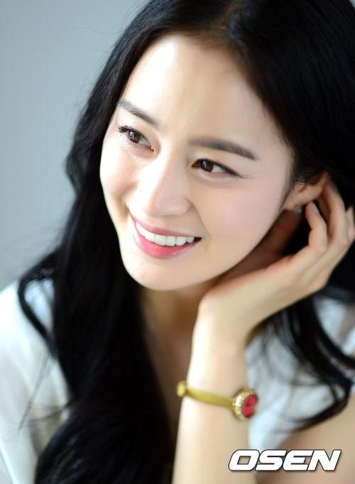 Kim Tae Hee không muốn xấu xí vì vai diễn 1
