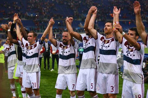 Bayern Munich và Shakhtar cùng lập kỷ lục vô tiền khoáng hậu tại CL 2