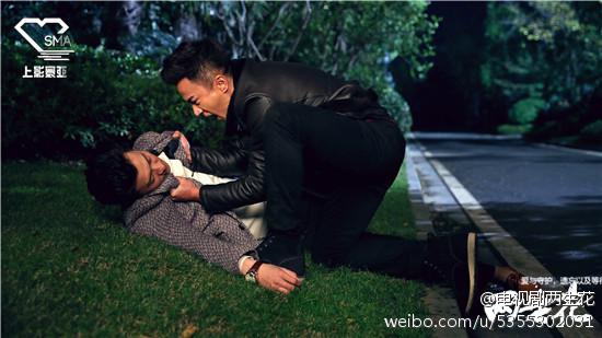 Lưu Khải Uy xử đẹp bạn trai cũ của cô vợ hờ 2