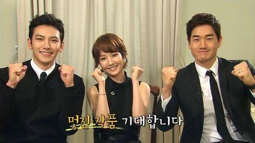 Park Min Young mê mẩn trai đẹp vai rộng 1