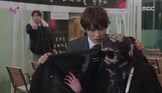 Khán giả phấn khích khi Ji Sung vào vai fan cuồng 5