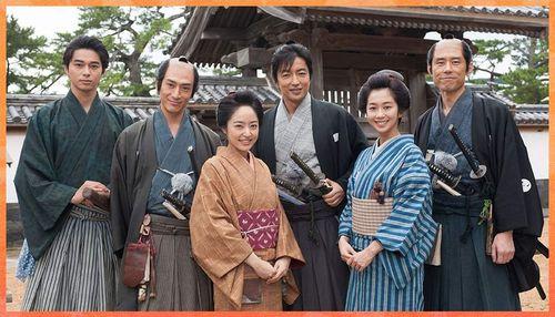 Phim dã sử mới nhất của người đẹp Mao Inoue chính thức lên sóng 7