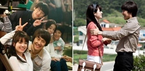 """Han Hyo Joo nhắm mắt, trao nụ hôn cho """"chàng Rác"""" Jung Woo 3"""