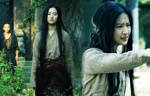 """Lưu Diệc Phi - Người đẹp khóc của """"Tứ đại danh bổ 2"""" 1"""