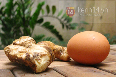 Trứng rán thần kỳ giải cứu cổ họng đau rát 1