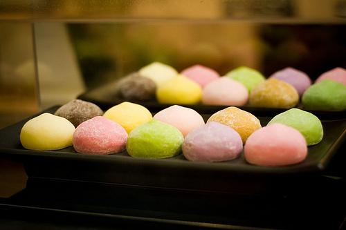 Nghệ thuật ẩm thực Nhật trong bánh wagashi 4