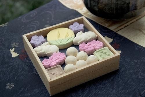 Nghệ thuật ẩm thực Nhật trong bánh wagashi 8