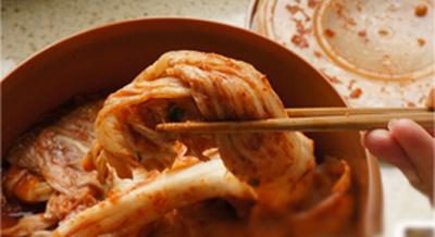Bắp viên kim chi giòn tan hấp dẫn theo kiểu takoyaki 1