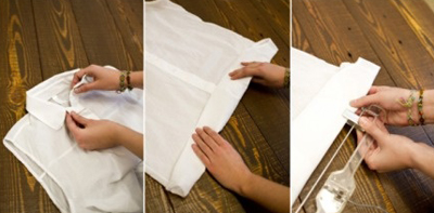 Tự chế áo sơ mi ombre không hề khó 2