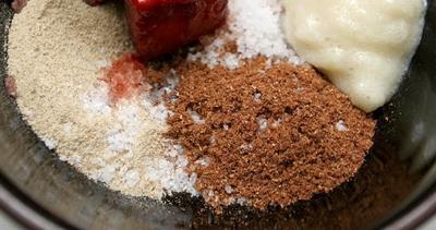 Cách làm thịt quay giòn bì không cần lò nướng 1