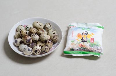 Trứng cút rang muối vừa thơm vừa bùi 1