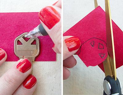 Tạo dấu ấn riêng biệt cho những chiếc chìa khóa 2