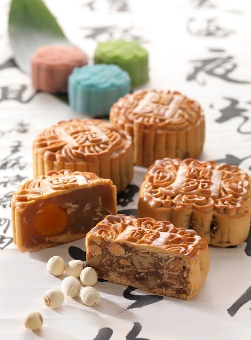 Khám phá ẩm thực ngày lễ Trung thu của châu Á 6