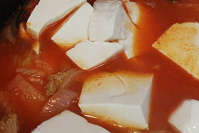 Công thức canh kimchi cay nồng đã ăn là mê 6